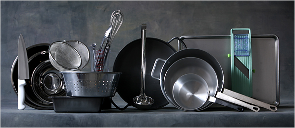 A Minimalist Kitchen