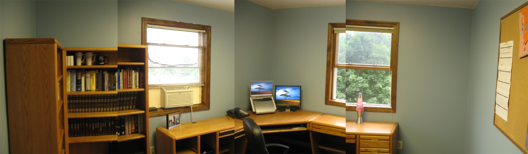 Operation minimalist office complete for Minimalism before and after