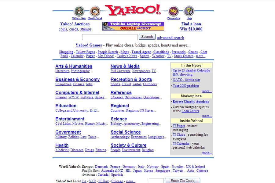 google, minimalism, and 150 billion dollars